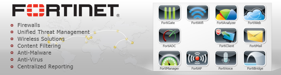 Fortinet Products