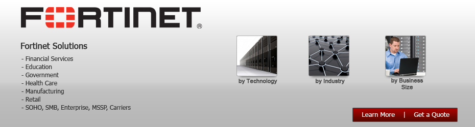 Fortinet Solutions